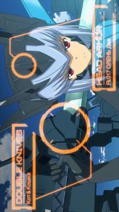 Шинки - боевой Лунный Ангел - (Busou Shinki Moon Angel)