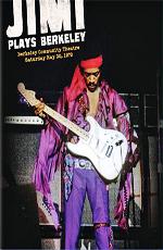 Jimi Hendrix: Plays Berkeley