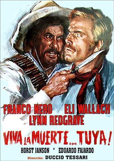 Да здравствует смерть твоя! - (Viva la muerte... tua!)