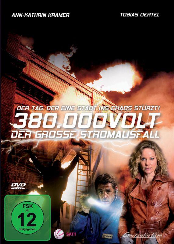 Затмение - (380.000 Volt - Der groРЇe Stromausfall)