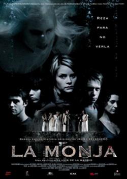 Монахиня - Monja, La
