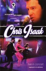Chris Isaak: Live In Concert + Best Of