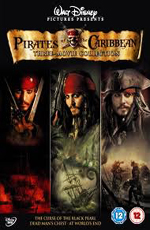 Пираты Карибского моря: Трилогия - (Pirates of the Caribbean: Trilogy)