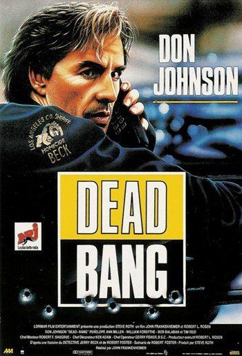 Смертельный выстрел - (Dead Bang)
