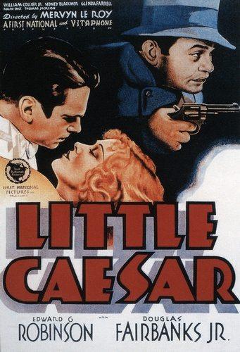 Маленький Цезарь - (Little Caesar)