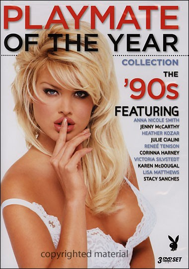 Playboy - Playmates Of The Year The 80's & 90's