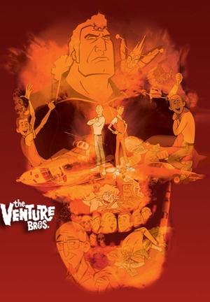 Братья Вентура - (The Venture Bros.)