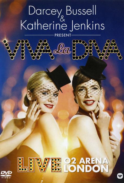 Darcey Bussell And Katherine Jenkins - Viva La Diva. Live O2 Arena London