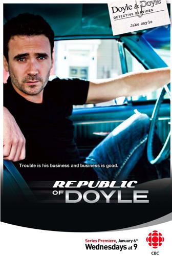 Дело Дойлов - (Republic of Doyle)