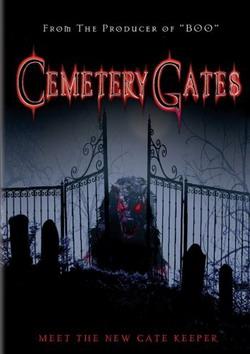 Ворота на кладбище - Cemetery Gates