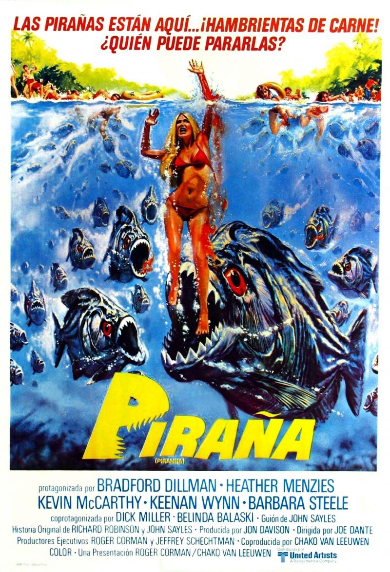 Пираньи - (Piranha)
