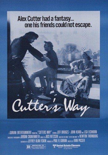 Путь Каттера - (Cutter's Way)