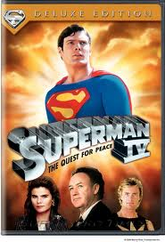 �������� 4: � ������� ���� - (Superman IV: The Quest for Peace)