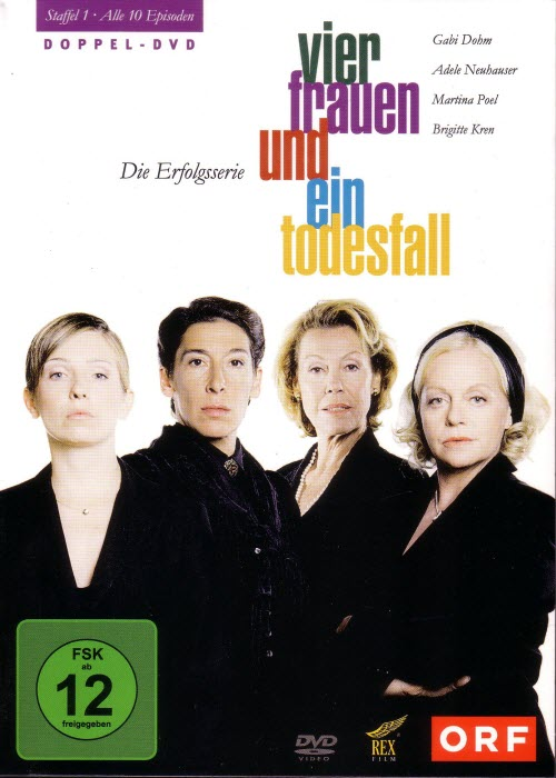Четыре женщины и одни похороны - (Vier Frauen und ein Todesfall)