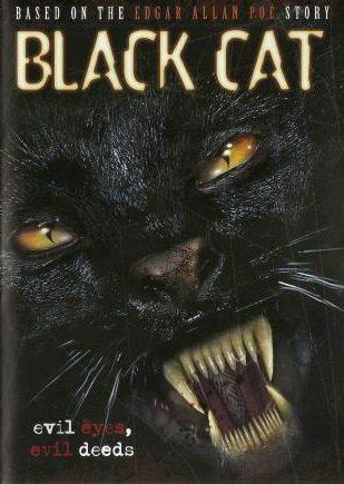 Черная кошка - (Black Cat)
