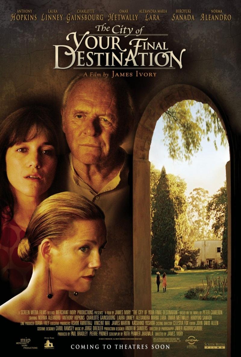 Город финального назначения - (The City of Your Final Destination)