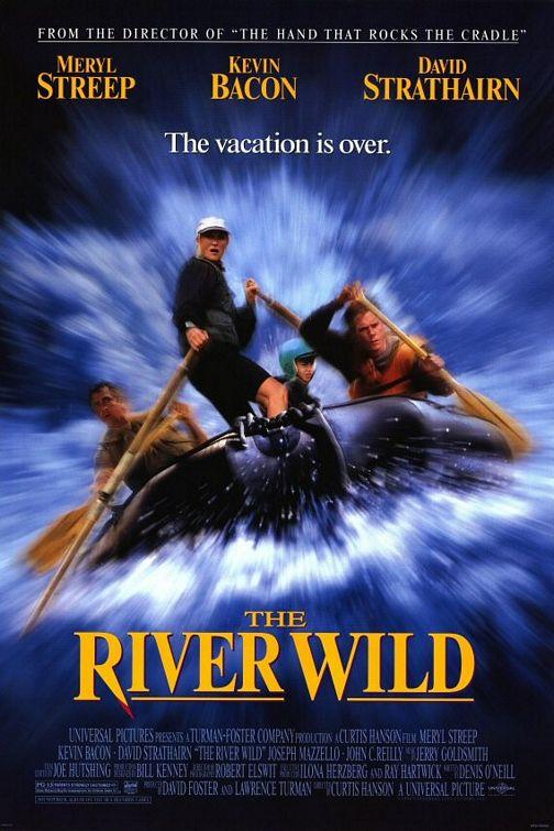 Дикая река - (The River Wild)