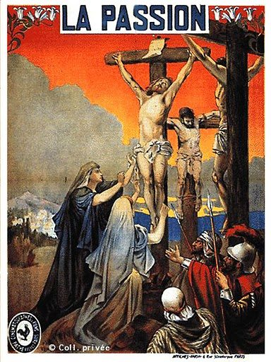 Жизнь и страсти Иисуса Христа - (La Vie et la passion de Jesus Christ)