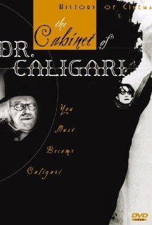 Кабинет доктора Калигари - (Das Cabinet des Dr. Caligari)