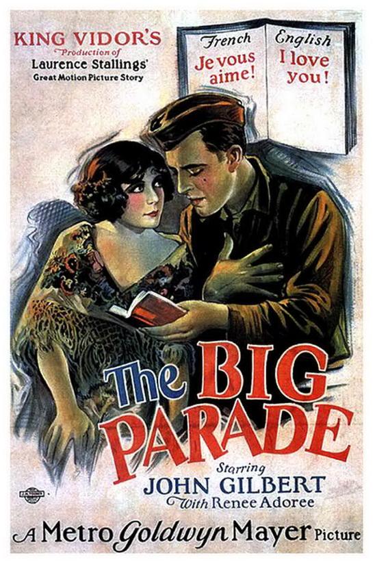 Большой парад - (The Big Parade)