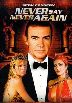 Никогда не говори никогда - Never Say Never Again