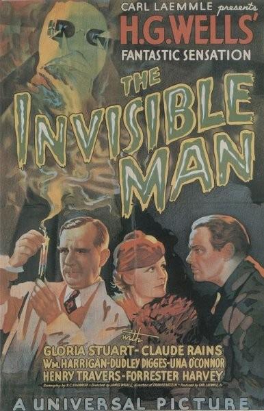 Человек - невидимка - (Invisible Man)