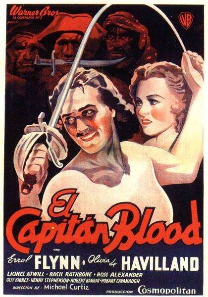 ������� �������� ����� - (Captain Blood)