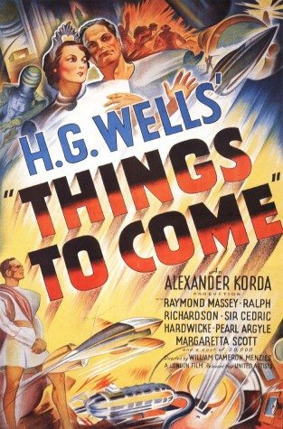 ����� ��������� - (H.G.Wells' Things to Come)