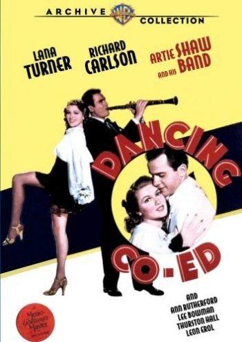 Танцующая студентка - (Dancing Co-Ed)