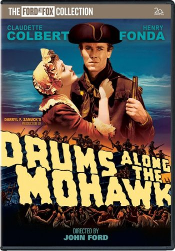Барабаны долины Могаук - (Drums Along the Mohawk)