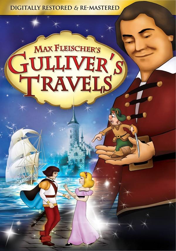 Путешествия Гулливера - (Gulliver's Travels)