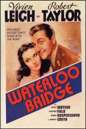 Мост Ватерлоо - (Waterloo Bridge)