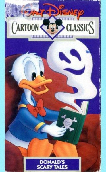 Страшные истории Дональда - (Donald's Scary Tales)