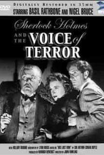 Шерлок Холмс и голос ужаса - (Sherlock Holmes and the Voice of Terror)