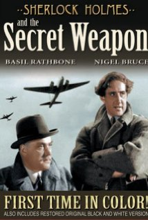 Шерлок Холмс и секретное оружие - (Sherlock Holmes and the Secret Weapon)