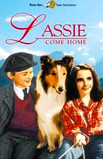 Лэсси возвращается домой - (Lassie Come Home)