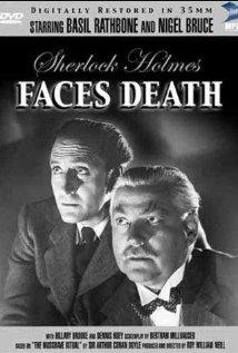 Шерлок Холмс перед лицом смерти - (Sherlock Holmes Faces Death)