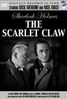 Шерлок Холмс: Багровый коготь - (Sherlock Holmes: The Scarlet Claw)
