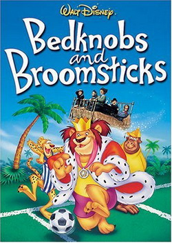 Набалдашник и метла - Bedknobs and Broomsticks