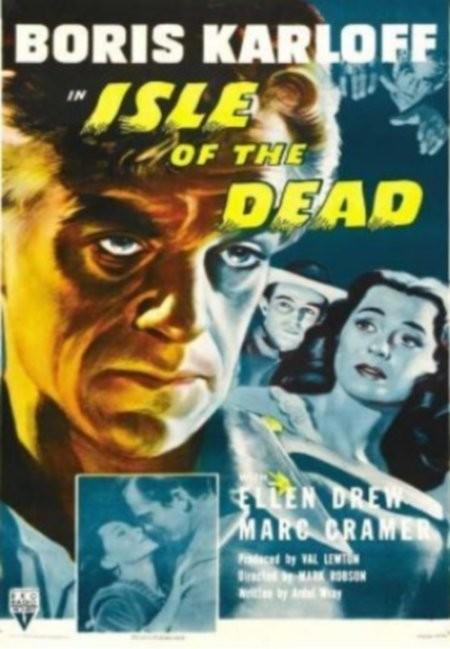 Остров мертвых - (Isle of the Dead)