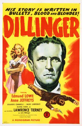 Диллинджер - (Dillinger)