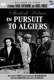 Шерлок Холмс: Погоня в Алжире - (Sherlock Holmes: Pursuit to Algiers)