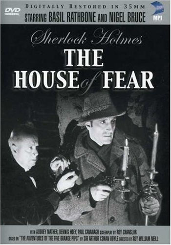 Шерлок Холмс: Замок ужаса - (Sherlock Holmes: The House of Fear)