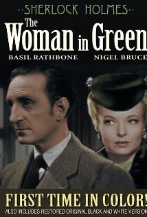 Шерлок Холмс: Женщина в зеленом - (Sherlock Holmes: The Woman in Green)
