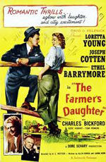 Дочь фермера - (The Farmer's Daughter)