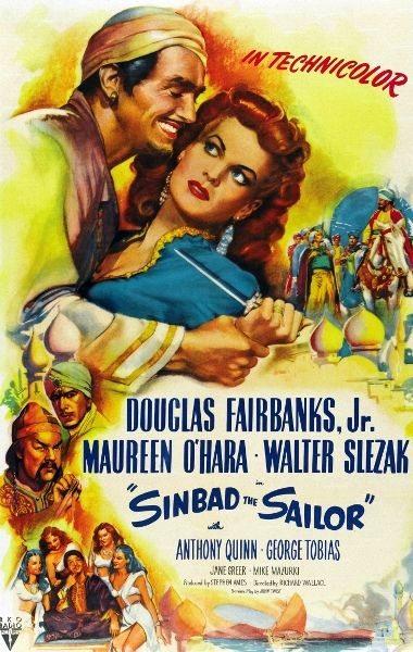 Синбад-мореход - (Sinbad the Sailor)
