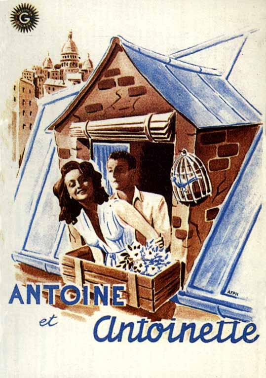 Антуан и Антуанетта - (Antoine et Antoinette)