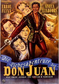 ���������� ��� ����� - (Adventures of Don Juan)