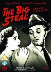 Большая кража - (The Big Steal)