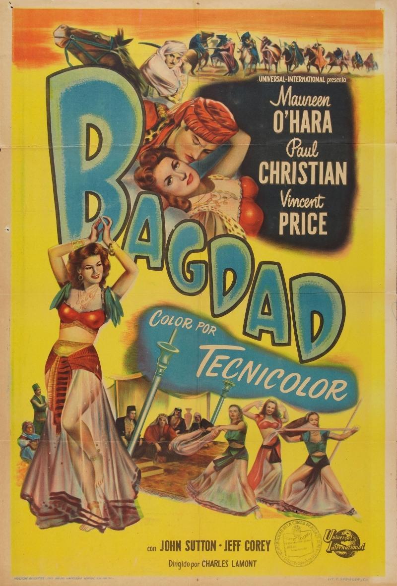 Принцесса Багдада - (Bagdad)